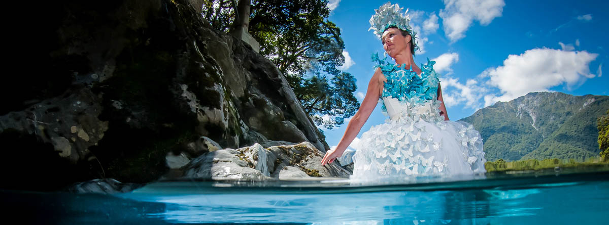 pota wearable art fashion show in cambell river